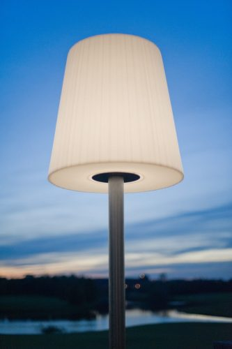 Buitenlamp Leuchte LED schemerlamp terras