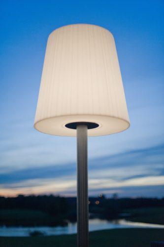 Buitenlamp Leuchte LED schemerlamp terras