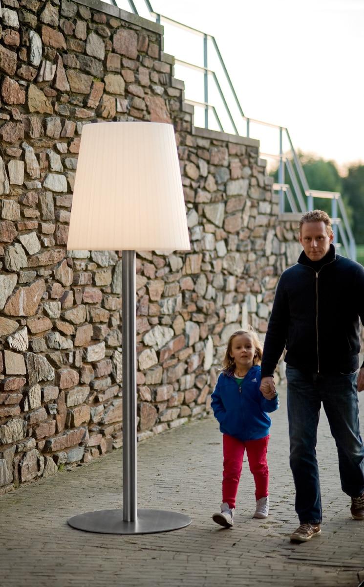 Terrasverlichting Leuchte LED schemerlamp buiten