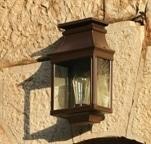 Roger Pradier Louis Philippe 1 wandlamp plat
