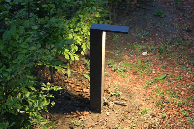 Match tuinverlichting LED warmwit 60 cm leverbaar in diverse kleuren