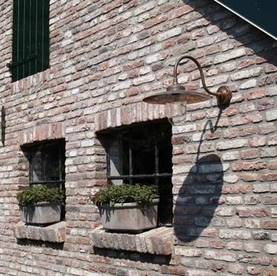 koperen buitenlamp waalwijk aanbieding klassieke buitenverlichting