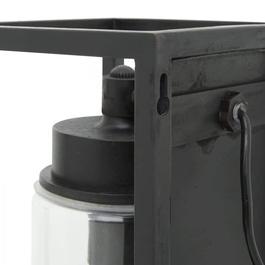 Buitenlamp Frits black finish TuinExtra zwart
