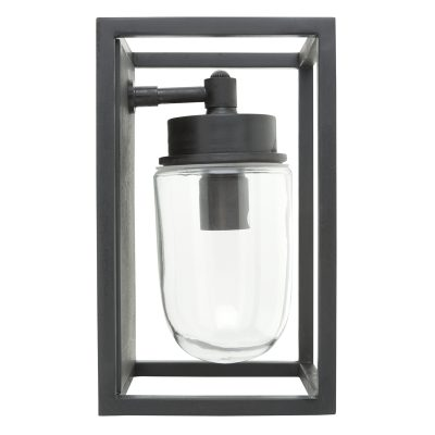 Buitenlamp Frits black finish TuinExtra
