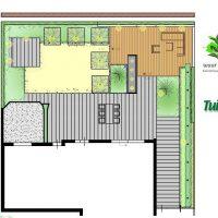 Lichtplan tuin verlichtingsplan tuinextra buitenverlichting