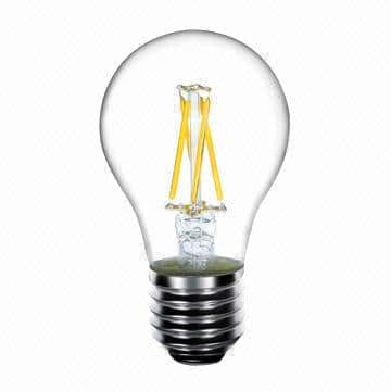 3 watt led filament E27 energiezuinige led lamp