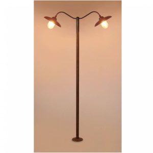 704 Lucce Tierlantijn landelijke koperen buitenlampen in webwinkel en showroom bij TuinExtra