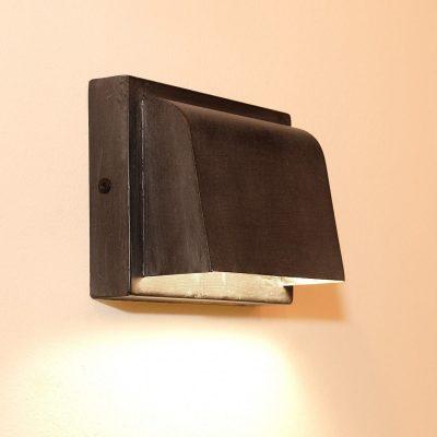 Pretori Tierlantijn buitenlamp 726 wandlamp lood finish in webwinkel en showroom bij TuinExtra