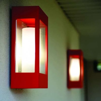 Brick Roger pradier wandlamp buitenlamp Tuinextra