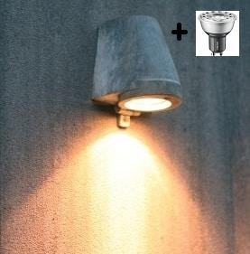 Beamy wall wandlamp zink royal botania aanbieding