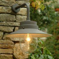 Stallamp Belfast Charcoal grijs