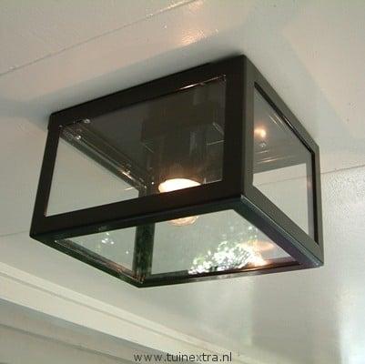 exclusieve buitenlamp zwart peking 2008 TuinExtra