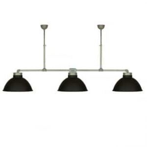 Fozz 836.1.600 industriele plafondlamp hanglamp Frelozi met zink en black finish bij TuinExtra in webshop en showroom.