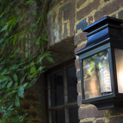 Louis philippe 1 buitenlamp roger pradier donkergroen
