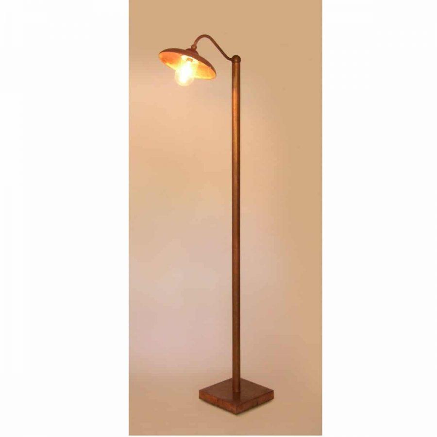 703 Lucce Tierlantijn landelijke koperen buitenlampen in webwinkel en showroom bij TuinExtra