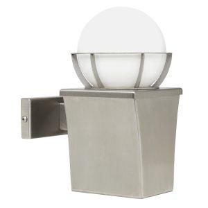 rvs buitenlamp Buitenlamp Milano RVS: exclusieve roestvrijstalen buitenverlichting