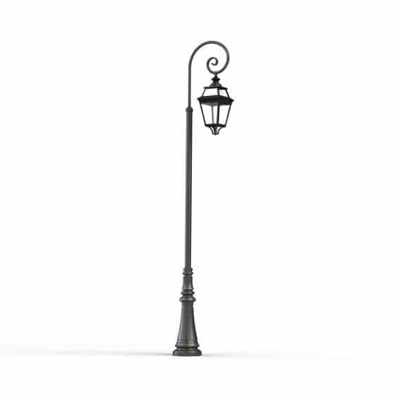 Place des Vosges 3 lantaarnpaal model 10 roger pradier buitenlampen tuinextra