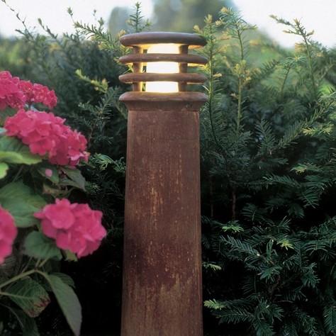 Rusty corten Royal Botania roestige tuinverlichting 40 of 70 cm hoog