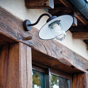 Stallamp Roger Pradier belcour model 1 buitenverlichting