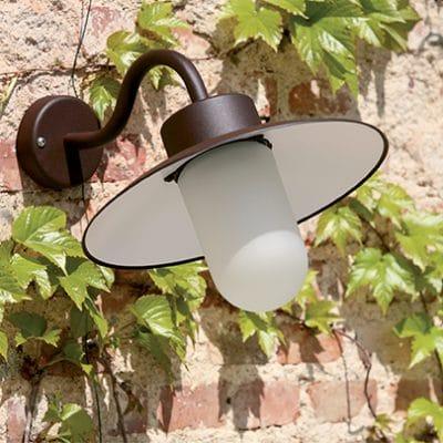 Stallamp Roger Pradier belcour model 1 zwart buitenlamp