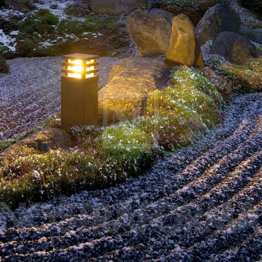 Rusty Square roestige tuinverlichting cortenstaal Tuinextra buitenverlichting