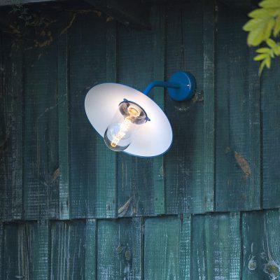Roger pradier belcour model 8 stallamp buitenlamp