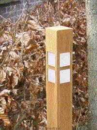 buitenlamp cortenstaal vierkant oslo roest tuinextra