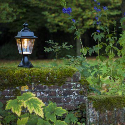 Chenonceau roger pradier buitenlamp sokkellamp met 25 jaar garantie model 8