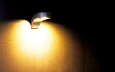 Cobra wandlamp rvs led royal botania