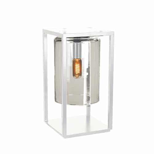Buitenlamp Royal Botania Dome Gate smoke glass