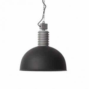 Lozz Frezoli plafondlamp 817 black finish hanglamp industrieel in webwinkel en showroom bij TuinExtra