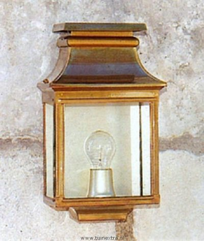 Buitenlamp Roger Pradier Louis Philippe 1 messing