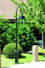 Buitenlamp Roger Pradier Avenue 2 model 8