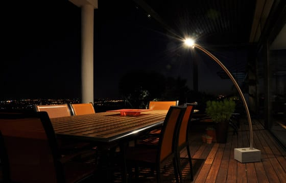 Moonlight buitenlamp leeslamp tuinverlichting TuinExtra Dexter Design