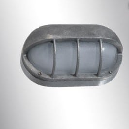 Stallamp aluminium bulleye buitenlamp TuinExtra