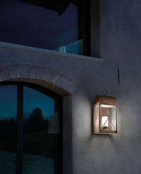 Buitenlamp Lanterne Il Fanale 265.14.OO wandlamp
