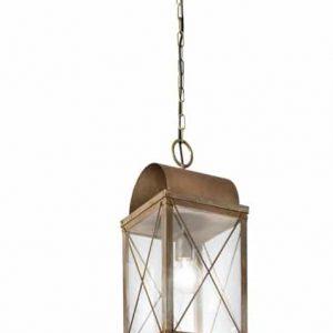 Hanglamp Lanterne Il Fanale 265.17.OO aan ketting