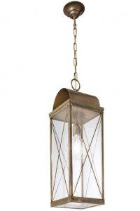 Hanglamp Lanterne Il Fanale 265.18.OO aan ketting plafondlamp