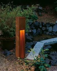 SLV buitenverlichting roest cortenstaal tuinverlichting TuinExtra