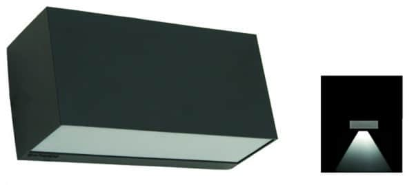 Vista 3102 buitenlamp grafiet downlight Franssen verlichting