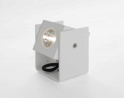 Tower dexter design spot buitenlamp