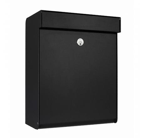 Allux grundform brievenbus wand vierkant tuinextra