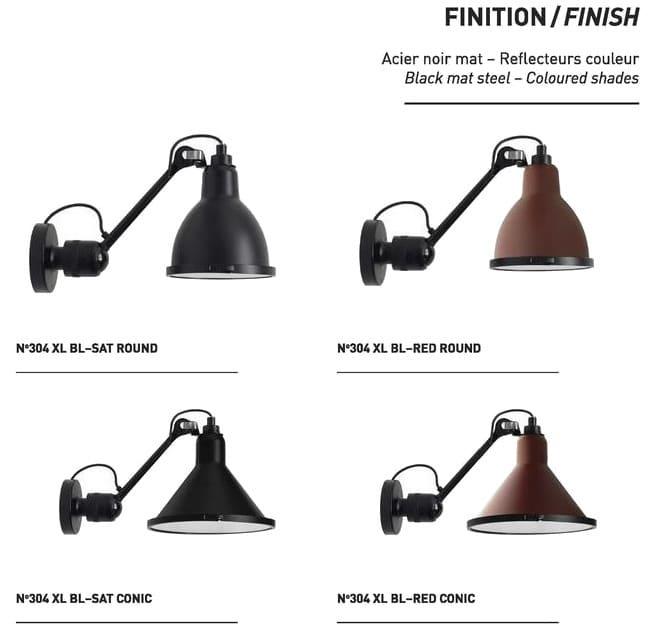 Lampe gras 304 xl outdoor terraslamp tuinextra
