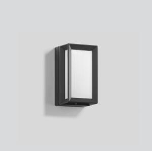 buitenlamp wandlamp 2733 grafiet of zilvergrijs
