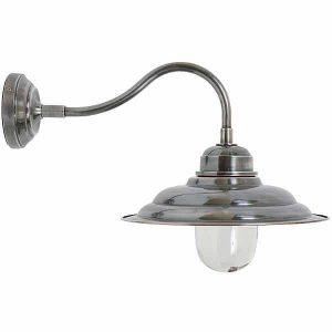 derby buitenlamp antiek zilver industriele en stoer