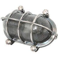 dundee bulleye stallamp buitenlamp antiek zilver