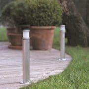 Oni stand aluminium tuinverlichting rond TuinExtra