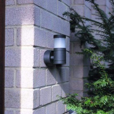 Buitenlamp Oni matzwart TuinExtra buitenverlichting