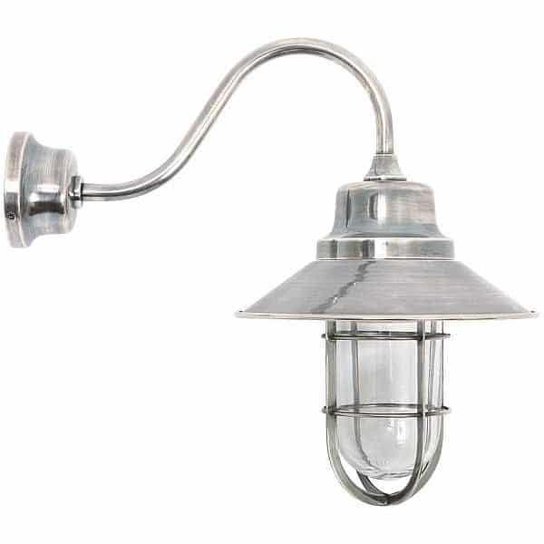 buitenlamp evrmont antiek zilver tuinextra