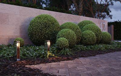 NON Side royal botania led padverlichting tuinverlichting